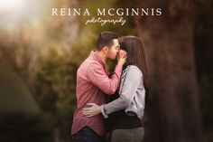 Engagement Session By Reina McGinnis Photography