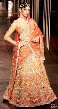 Tarun Tahiliani Bridal Couture 2013