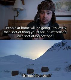 An Idiot Abroad: the Bucket List – Karl Pilkington returns Jan Prepare for hilarity! An idiot abroad: The Bucket List – Karl Pilkington returns on January ! Prepare for fun! Karl Pilkington Quotes, Rick Y, British Comedy, Comedy Tv, Have A Laugh, Hilarious, Funny, Man Humor, Comedians