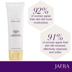 Exceptional results after just one use. http://jafra.me/cdq