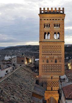 Teruel, Aragon, Spain from: Blog de Óscar Pardo de la Salud.
