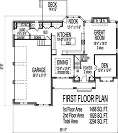 plan#162)----- large house plans | matched up complete floor plans