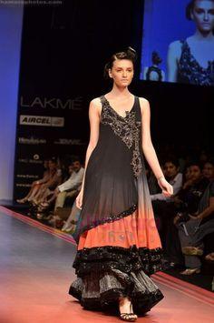 Archana Kochhar Lakme Fashion Week 2011 Day 1