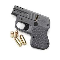 Smallest .45 ACP Heizer Doubletap pocket pistol! Sooo freakin cool!