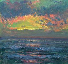 Mark Preston-Atlantic Sunset