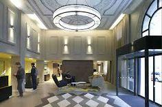 contemporary hotel lobbies