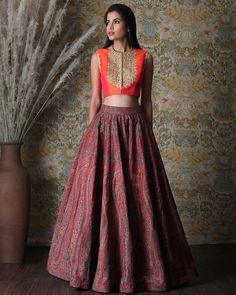 #Bollywoodwesterndesign #LatestWesterndress #Stylishdressonline #StylishwesternDressonline  Maharani Designer Boutique  To buy it click on this link; http://maharanidesigner.com/Anarkali-Dresses-Online/western-dresses/ Rs-9000.  Tilla work. For any more information contact on WhatsApp or call 8699101094 Website www.maharanidesigner.com Maharani Designer Boutique's photo.