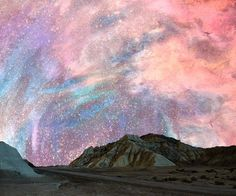 Love this! <3 i wish our night skies looked like this! If they did I would NEVER sleep, I would dream all night....<3