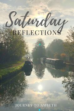 Saturday reflections