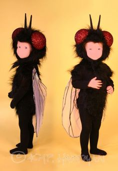 Fly costume for child by ~moonfreakformula on deviantART