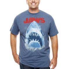 Jaws™ Short-Sleeve Graphic Tee  found at @JCPenney