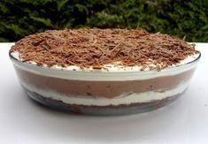 Csiperke blogja: Csokoládé lasagna