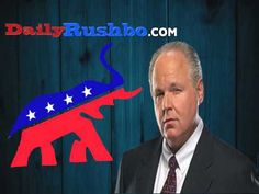 Limbaugh: GOP Has Made A Decision Not To Exist