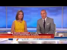 #FollowTheWhiteRabbit NBC news from 2013 with Chuck Todd, Matt Lauer It's claimed that Hillary Clinton, while secretary of state, shut down an investigation into an elite pedophil...