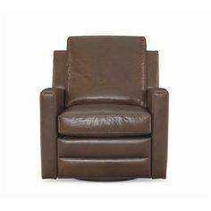 Century Furniture - Swivel Recliner