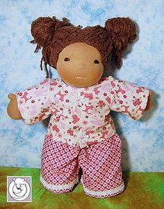Azanias-baby5 by Polar Bear Creations Dolls, via Flickr