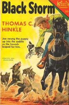 T54 - Black Storm by Thomas Hinkle