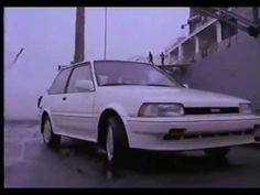 Toyota Corolla FX16 GT-S/ AE82 GT Commercial (1986)