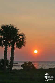 Sunset on #beautiful St. George Island, #Florida