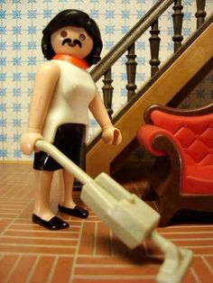 Playmobil Queen - How cool is that!!