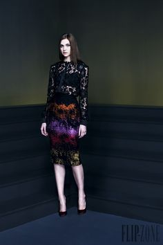 "Georges Hobeika ""Signature"", F/W 2014-2015 - Ready-to-Wear - http://www.flip-zone.com/georges-hobeika-4660"