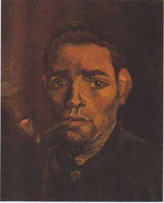 Van Gogh - Kopf eines jungen Bauern mit Pfeife.jpeg