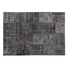 theorientbazaar-patchwork-vintage-rug-hali-gri.jpg (450×450)