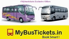 MyBusticket Coupons - Bus Ticket Booking at Great Discount [ Exclusive ]