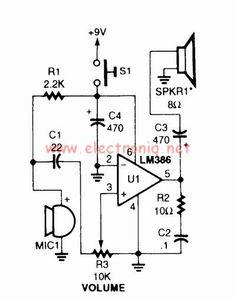 Servo Driver Circuit Schematic | Electronics | Pinterest | Circuits ...