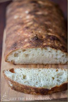 Rustic Farmer's Bread
