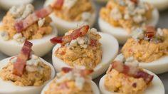 Cobb Salad Deviled Eggs - YouTube