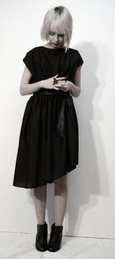 Paloma-mekko/with love Sanna Hopeavuori My Wardrobe, New Dress, High Neck Dress, Style Inspiration, My Style, Devil, Vintage, Clothes, Dresses