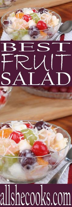 This simple easy Fruit Salad Recipe is full of healthy ingredients with a little bit of sweetness added in to make this a genuine dessert perfect for a party.