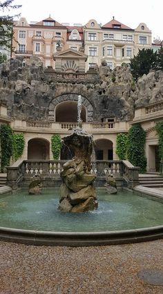 Grotta, Prague, Czech Republic