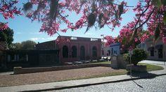 Stone streets in Colonia-Uruguay  Eureka Travel #SouthAmerica