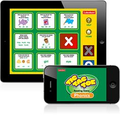 Lakeshore Apps Phonics Tic-Tac-Toe Interactive Game for iPhone, iPod touch iPad Free Learning Apps, Educational Apps For Kids, Free Apps, Educational Activities, Educational Technology, Kids Learning, Free Education, Education English, Special Education