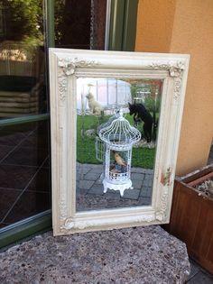 Vogelkäfig Bilderrahmen Frame, Crafts, Home Decor, Picture Frame, Homemade Home Decor, A Frame, Crafting, Frames, Diy Crafts