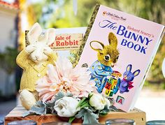 Peter Rabbit Inspired Baby Shower - Bella Paris Designs