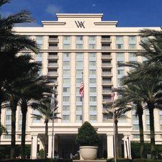 Waldorf Astoria Orlando Resort in Orlando, Florida, USA - review by Wilson Travel Blog Florida Usa, Orlando Florida, Conrad Hotel, Astoria Hotel, New York Hotels, Waldorf Astoria, Orlando Resorts, Great Restaurants, Hotel Reviews