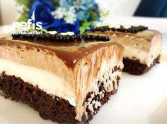 Wet Cake with Nutella (Scrumptious) - Yummy Recipes, Yummy Recipes, Sweet Recipes, Cake Recipes, Nutella Recipes, Köstliche Desserts, Delicious Desserts, Yummy Food, Subway Cookie Recipes, Pasta Cake