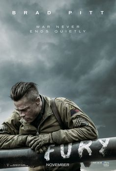 Extra Large Movie Poster Image for Fury
