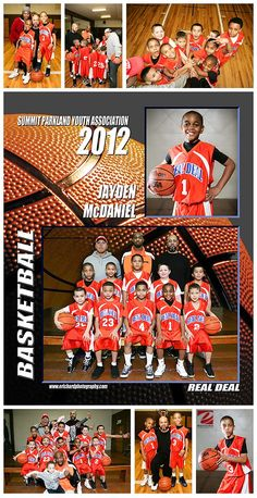 Real Deal Basketball | Tacoma Photographer | Tacoma Washington Photographer | eRichard Photography