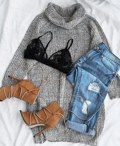 Pre-order surprise, $24.99 Only with free shipping Now! This long turtle neck sweater is so flattering on you with its drop shoulder design! Get this at Cupshe.com