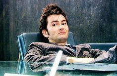 The Doctor  David Tennant