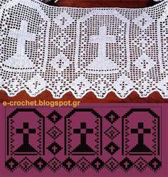 e-crochet: Εκκλησιαστικές δαντέλες