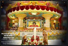Christmas Darshan - Prasanthi Nilayam 24 12 2014