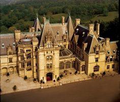 beautiful english estates | Celebrity Real Estate: Richie Rich filmed at historic Biltmore Estate ...