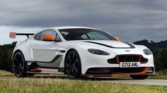 2015 Aston Martin Vantage GT12 (UK)