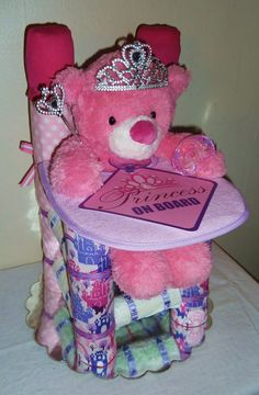 Diaper High Chair