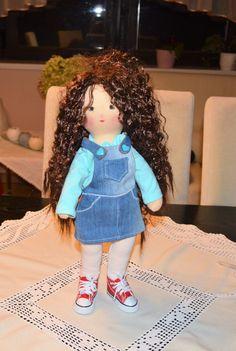 Dolls, Style, Fashion, Baby Dolls, Swag, Moda, Fashion Styles, Puppet, Doll